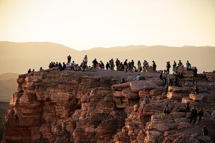 Tourisme au désert d'Atacama