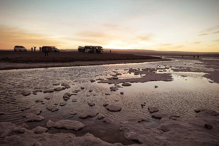 Tourisme désert d'Atacama au Chili