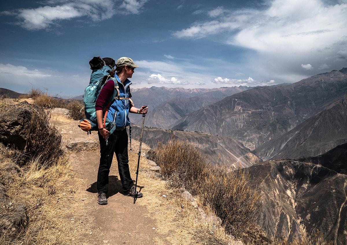 Trek vertigineux dans le Canyon de Colca au Pérou