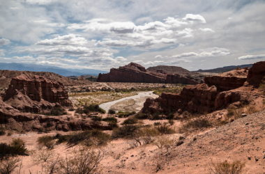 Boucle sud Salta - Quebrada de Cafayate
