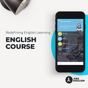 Prendre des cours d'anglais avec ABA English