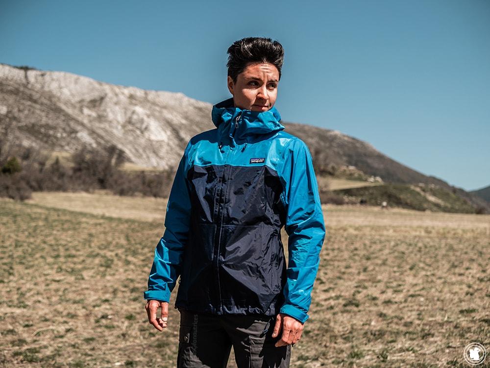 Équipement pour un trek au Népal - Torrentshell Patagonia