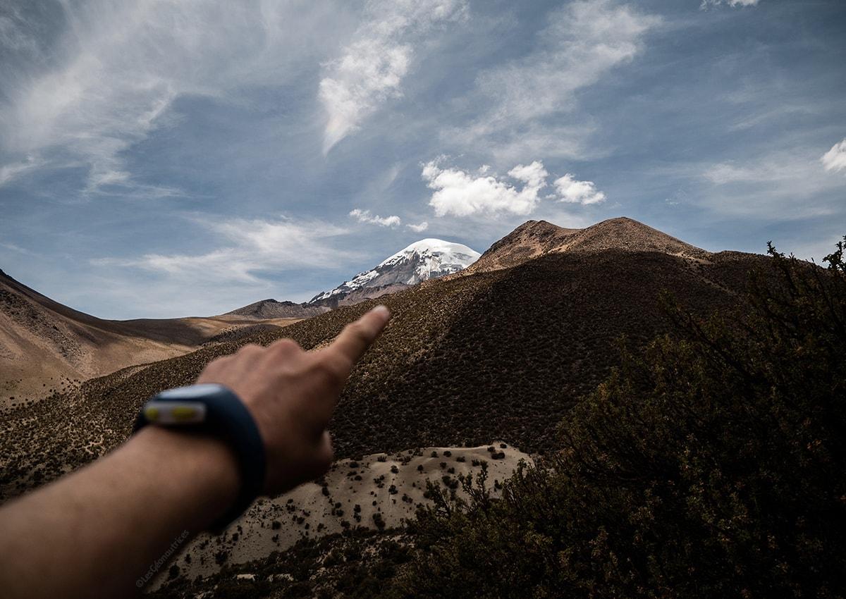 Le Parc National Sajama, notre havre de paix en Bolivie