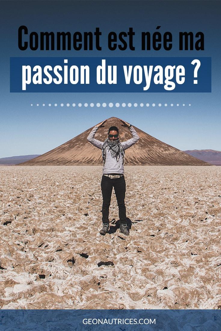 Comment est née votre passion du voyage ? J'en suis venue à réfléchir à cette passion. Effectivement, d'où vient-elle ? Depuis combien de temps est-elle en moi ? Je n'ai pas trouvé la réponse de suite car à bientôt 30 ans, je n'y avais jamais vraiment réfléchi puisque le voyage fait partie de ma vie. J'ai donc cherché au fond de moi pour trouver la réponse et savoir comment est née ma passion du voyage. #passion #voyage #blogging