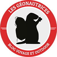 Les Géonautrices - blog voyage et activités outdoor