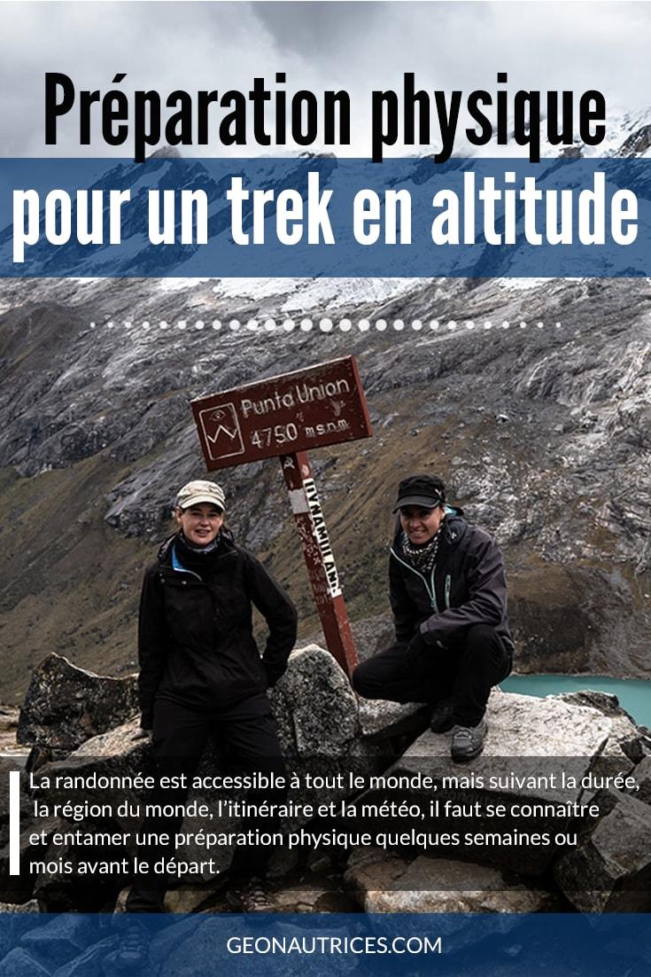 La randonnée est accessible à tout le monde, mais suivant la durée, la région du monde, l'itinéraire et la météo, il faut se connaître et entamer une préparation physique quelques semaines ou mois avant le départ. Alors quelle est la préparation physique pour un trek en altitude ? #trekking #altitude #hautemontagne