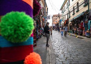 La Paz : capitale administrative de Bolivie et incroyable fourmilière humaine