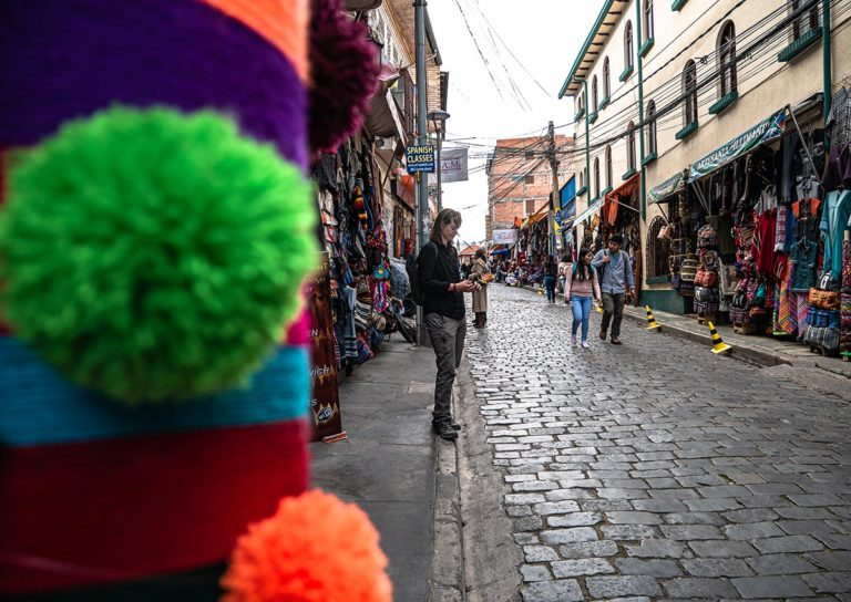 Read more about the article La Paz : capitale administrative de Bolivie et incroyable fourmilière humaine
