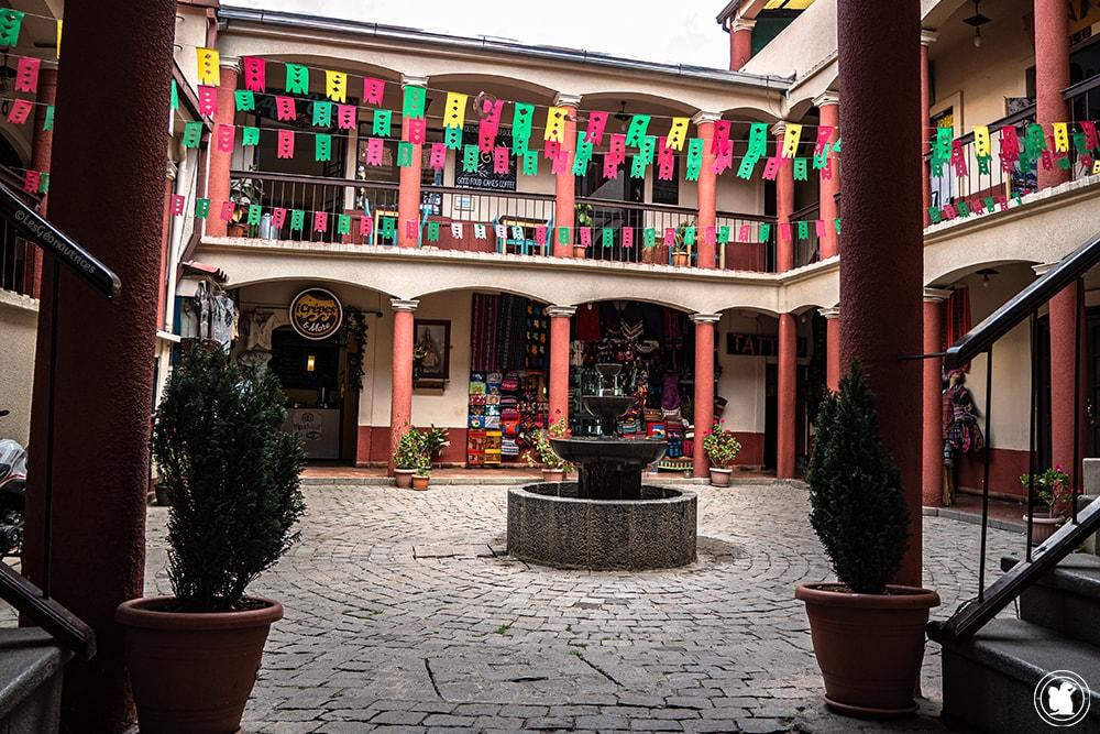 Restaurant iCrepes à La Paz