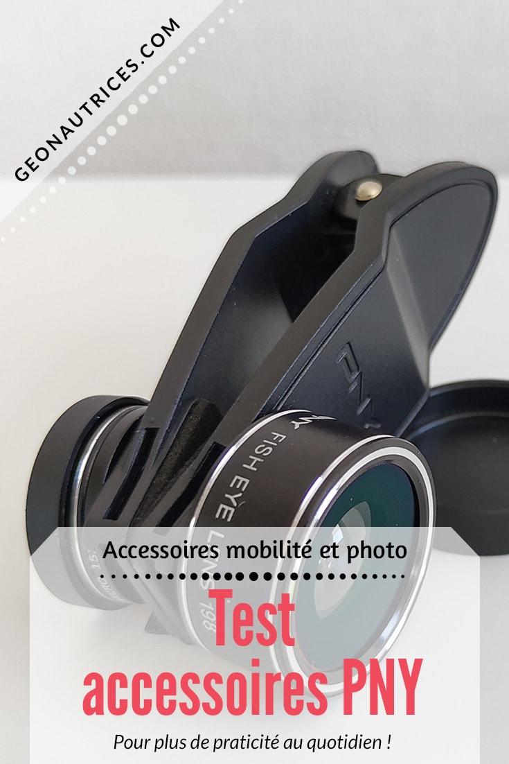 Voici le résumé des tests de 3 accessoires de la marque PNY : une batterie externe, une clé USB Duo Link (pour ordinateur et téléphone) et un kit d'objectif pour smartphone. Nos alliés parfaits en voyage ou pendant nos activités outdoor ! #test #accessoires #PNY #mobilité #voyage