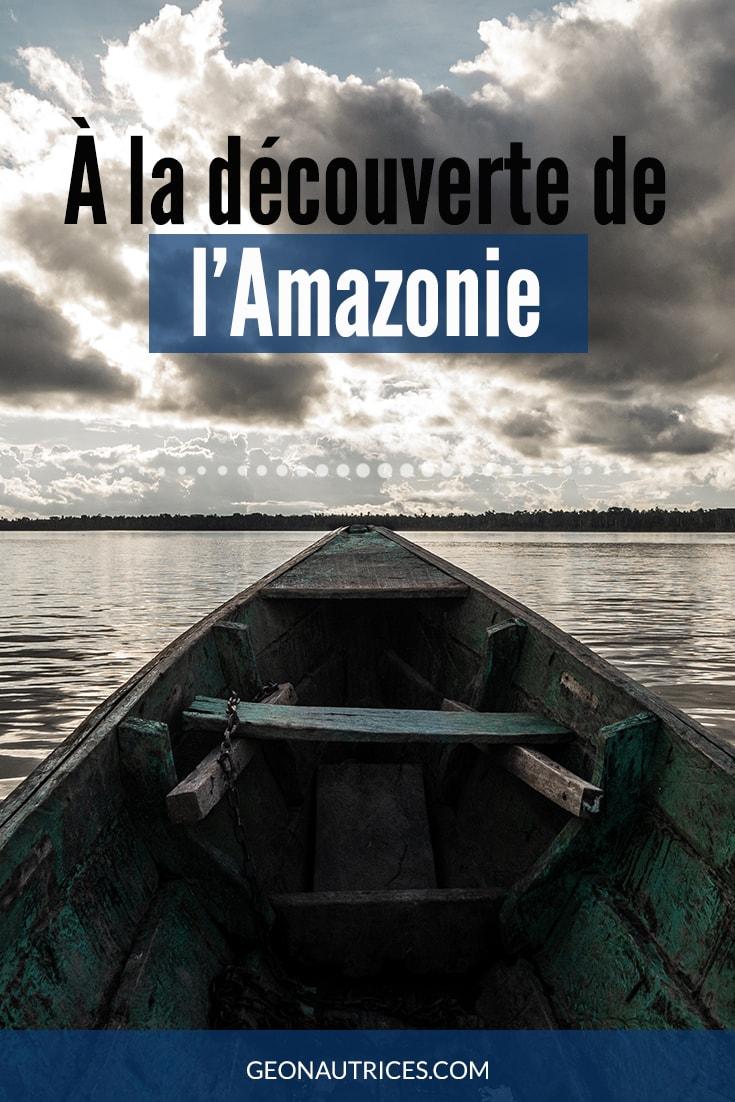 À la découverte de l'Amazonie péruvienne, cette magnifique forêt dense, les animaux, l'humidité, le fleuve amazone. Un dépaysement totale ! #amazonie #perou #voyage