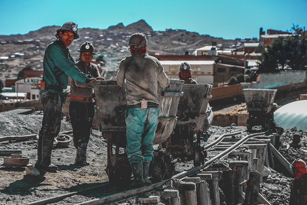 Miniers boliviens