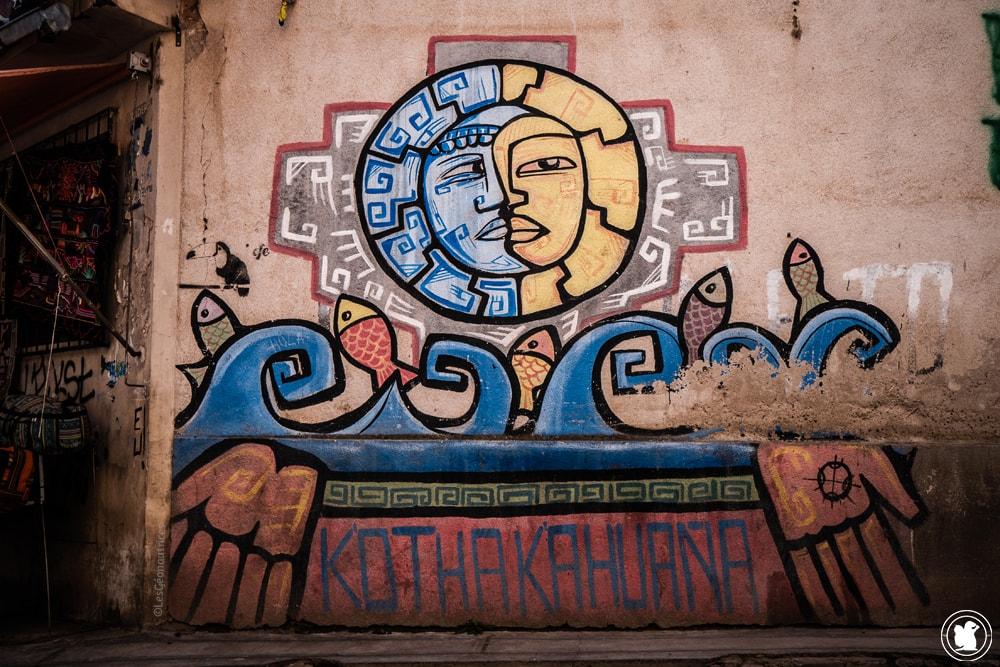 Graffiti Copacabana