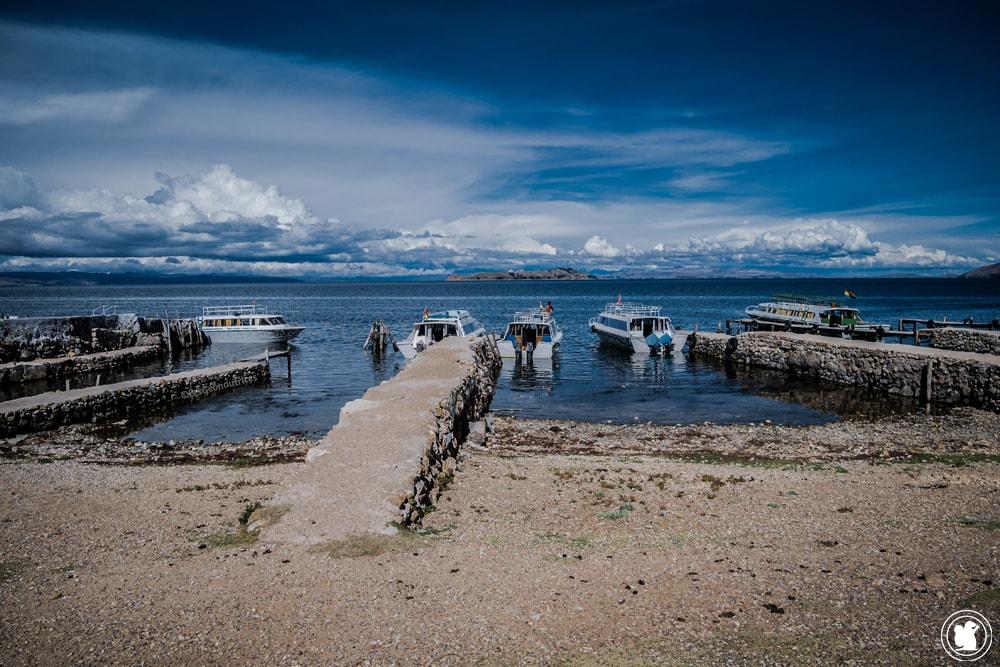 Port de l'Isla del Sol