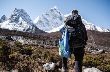 Trek des 3 cols - Népal