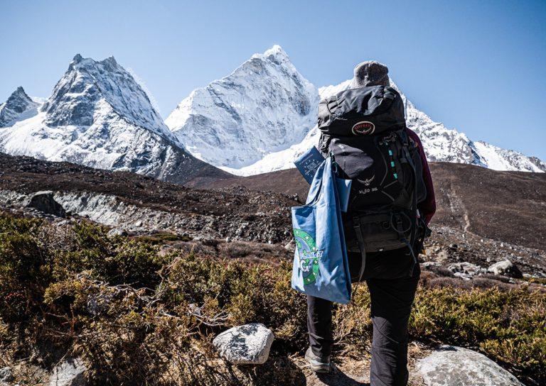 Que m'est-il arrivé sur le trek des 3 cols au Népal ?