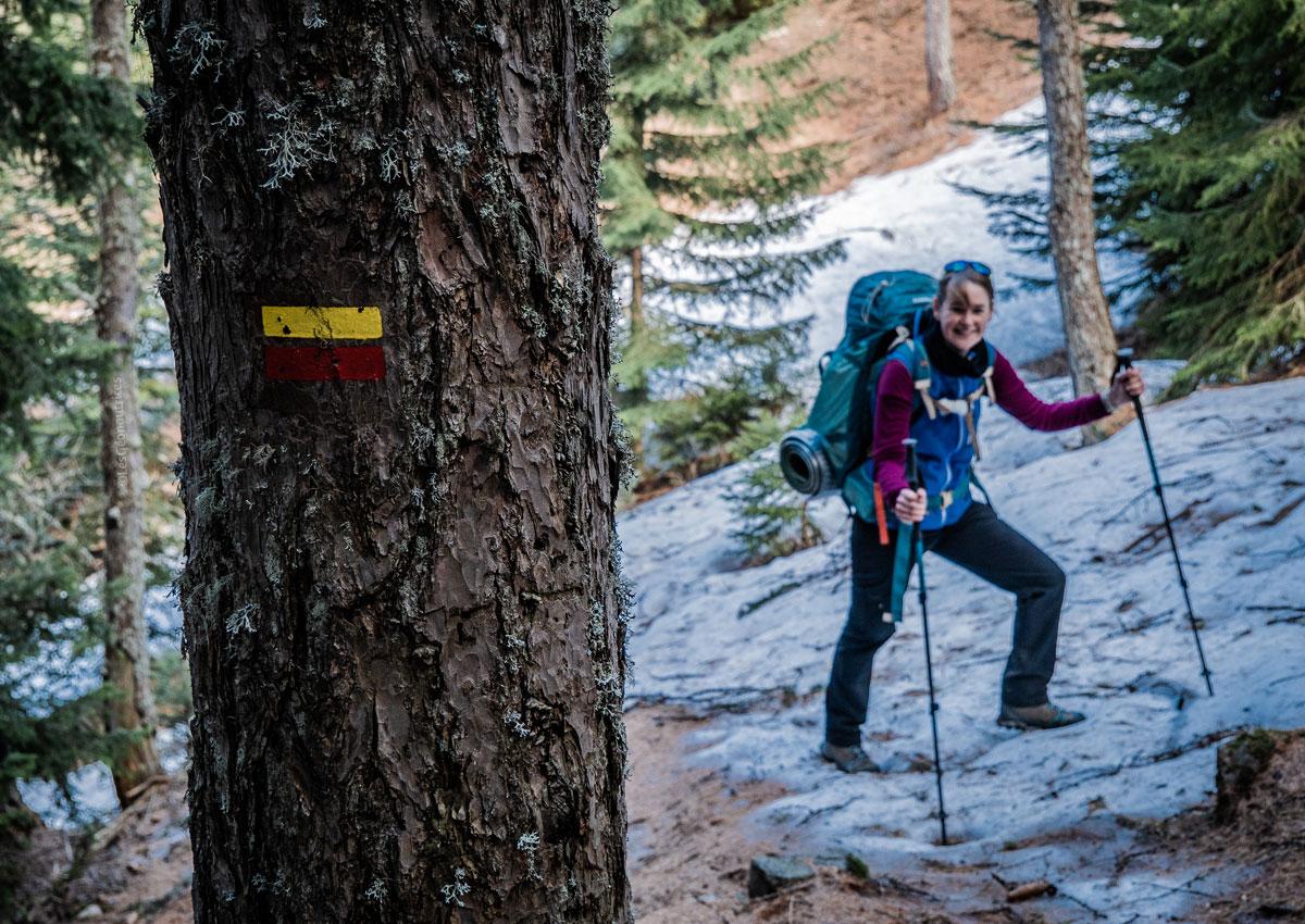 Trek Val d'Allos