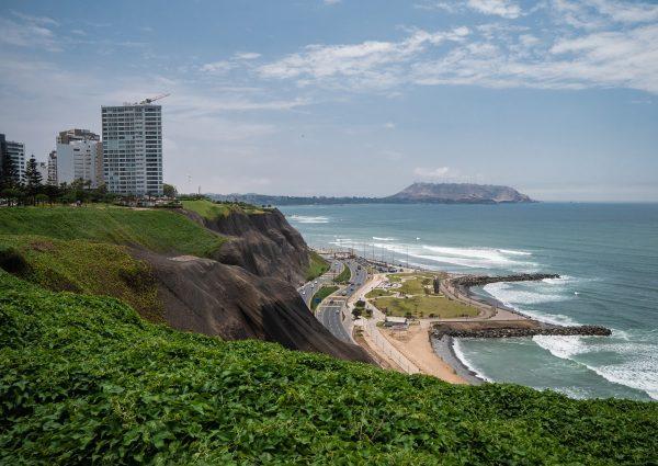 Lima capitale du Pérou
