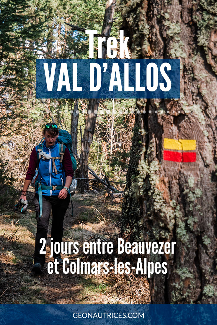 Trek de deux jours dans le Val d'Allos dans les Alpes-de-Haute-Provence (04). Récit du trek, topoguide, etc... #france #trek #nature