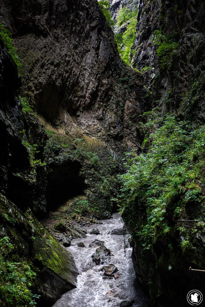 Gorges du Trient à Vernayaz