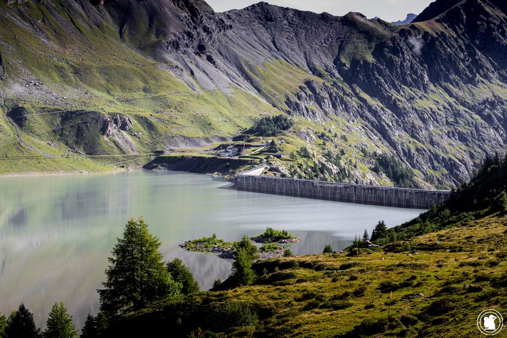 Lac et Auberge de Salanfe