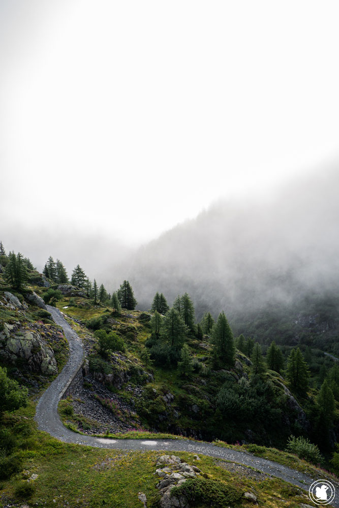 Sentier vers Salanfe