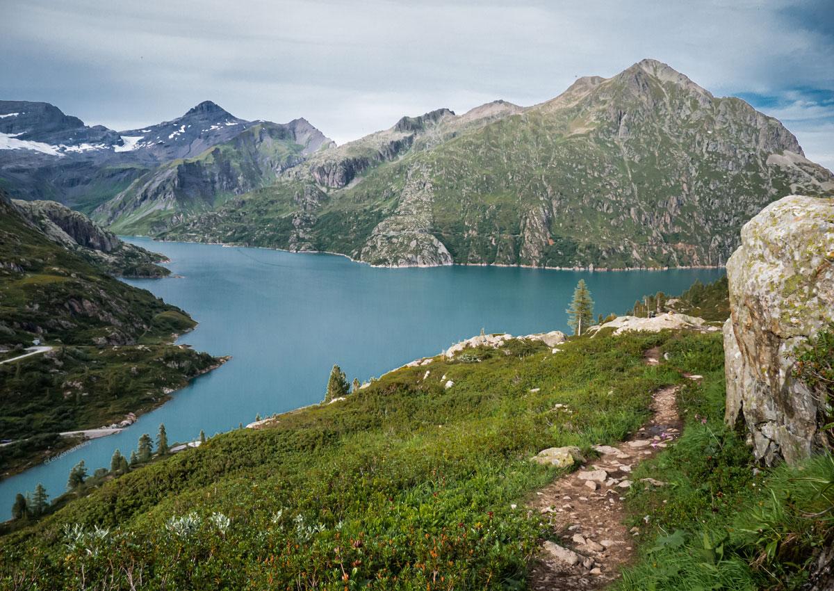 Randonnée en Suisse – Tour de la Vallée du Trient