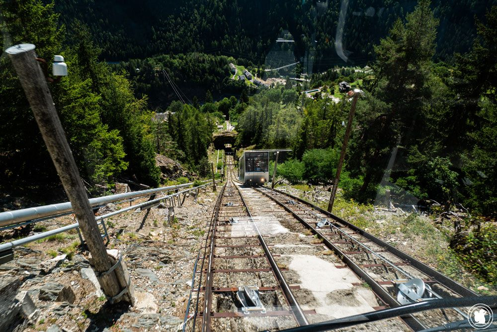 Funiculaire Verticalp