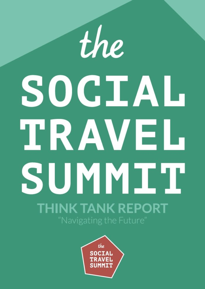 the social travel summit - think tank report