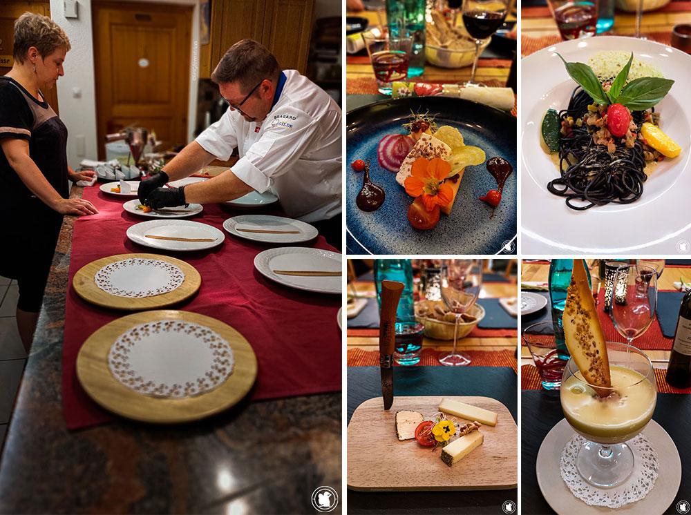 Hôtel Restaurant Rêves Gourmands Vernayaz
