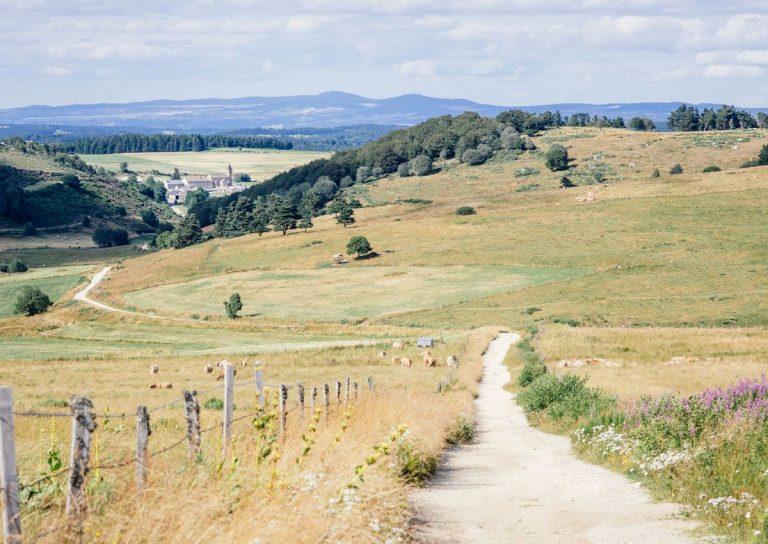Sur les routes de la diagonale du vide en France, interview de Mathieu