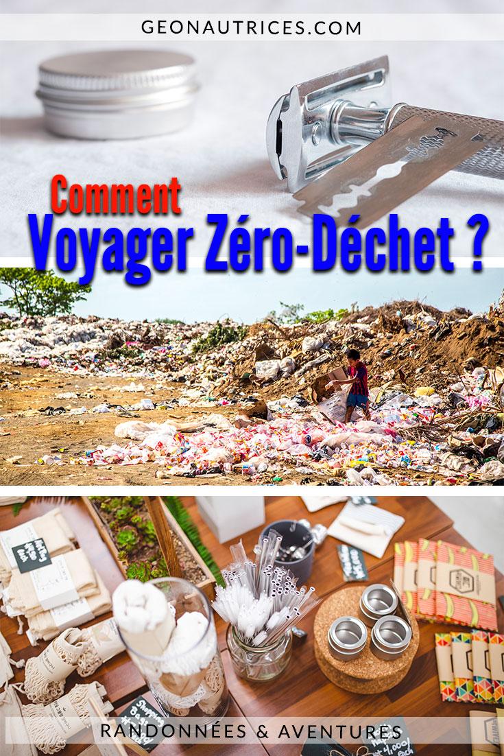 Il est tout à fait envisageable et possible de réduire ses déchets en voyage, il faut simplement quelques ingrédients : une bonne dose de  motivation, aucunes excuses, et quelques accessoires. Pour les conseils, c'est dans cet article ! #zerodechet #voyageslow #voyageethique