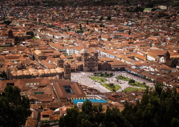 Centre historique de Cusco