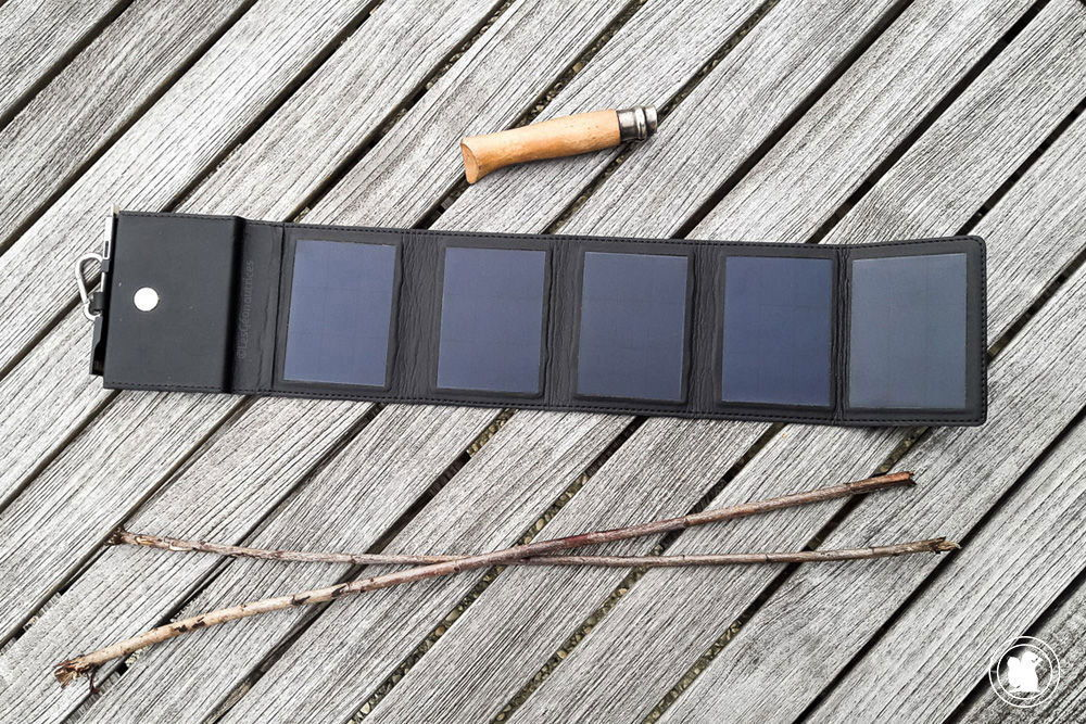 Chargeur solaire Sunslice