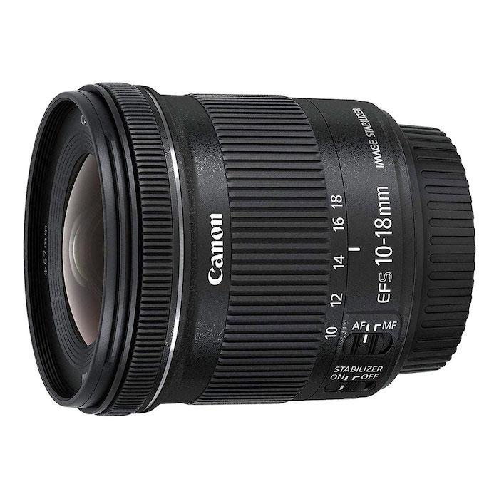 Canon 10-18 mm