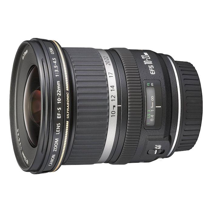 Canon 10-22 mm