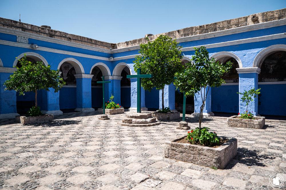 Couvent Santa Catalina Arequipa