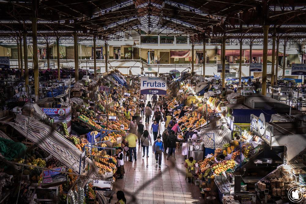 Marché San Camillo Arequipa