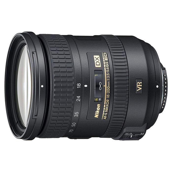 Nikon 18-200 mm