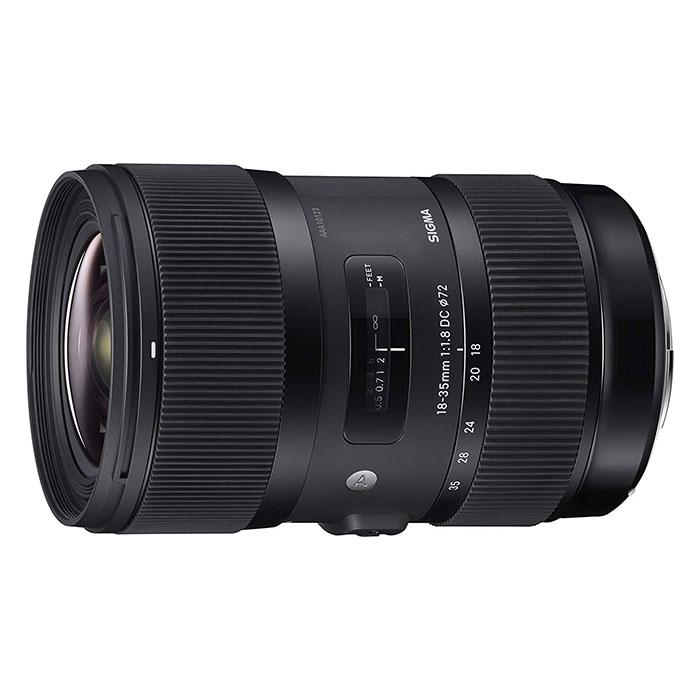Sigma 18-35 mm pour Canon