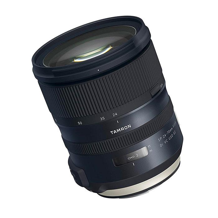 Tamron 24-70 mm pour Canon