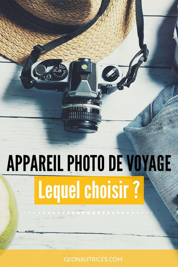 Quel appareil photo de voyage choisir ? Voici un comparatif par budget ainsi que nos conseils pour faire le bon choix. #comparatif #photo #voyage