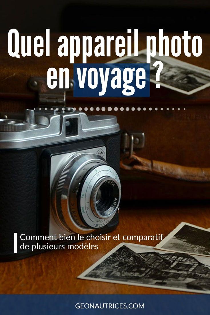 Choisir un appareil photo pour voyager n'est pas toujours chose aisée. C'est pourquoi nous avons rédigé cet article qui vous donne les points clés à prendre en compte pour faire votre choix ainsi qu'un comparatif de plusieurs appareils photos par budget. #comapratif #photo #voyage