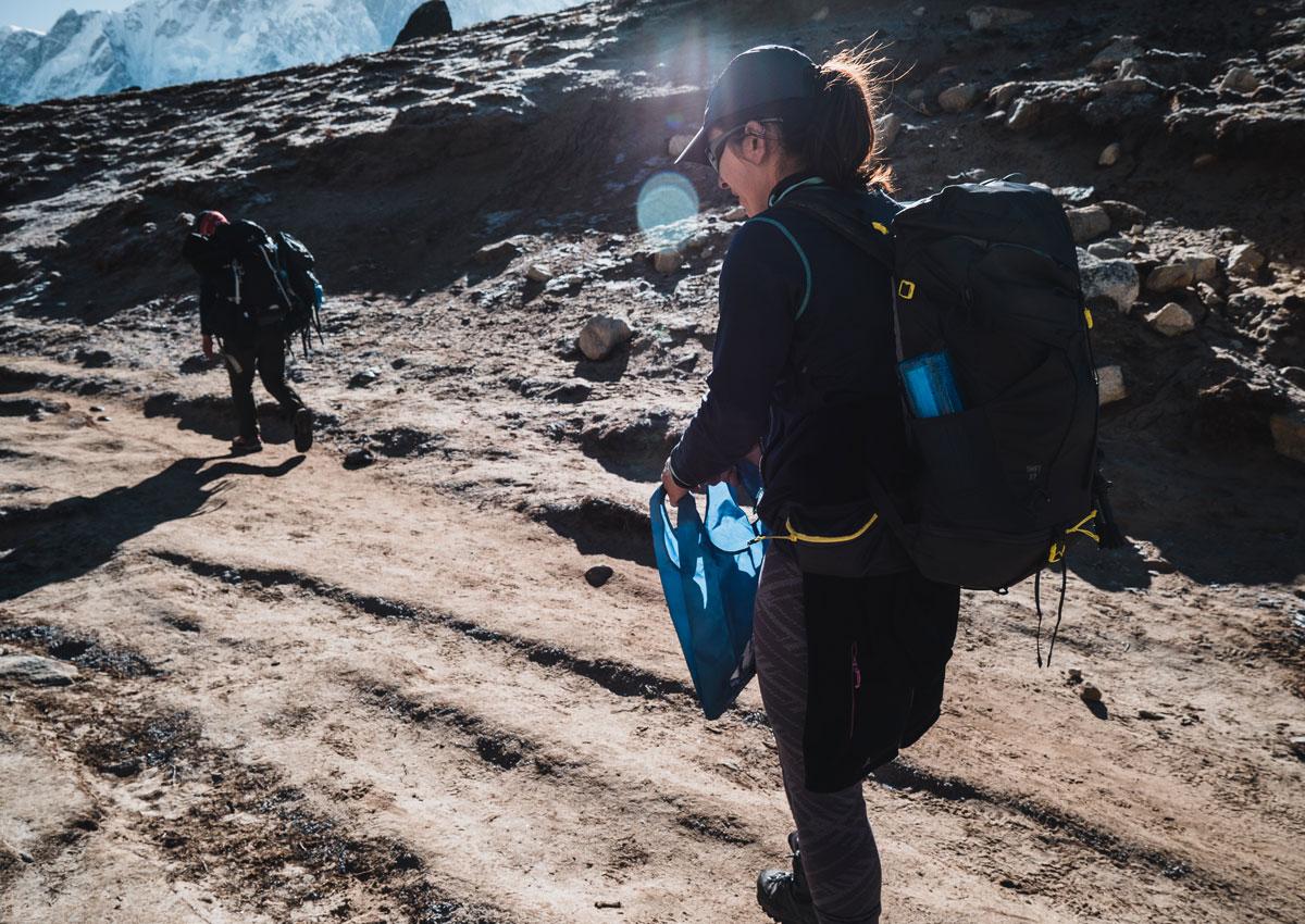 Tourisme et trekking responsable – Ne laissez aucune trace !