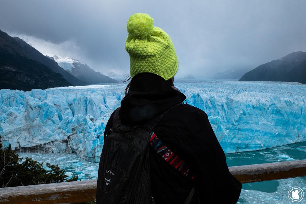 Perito Moreno en Argentine