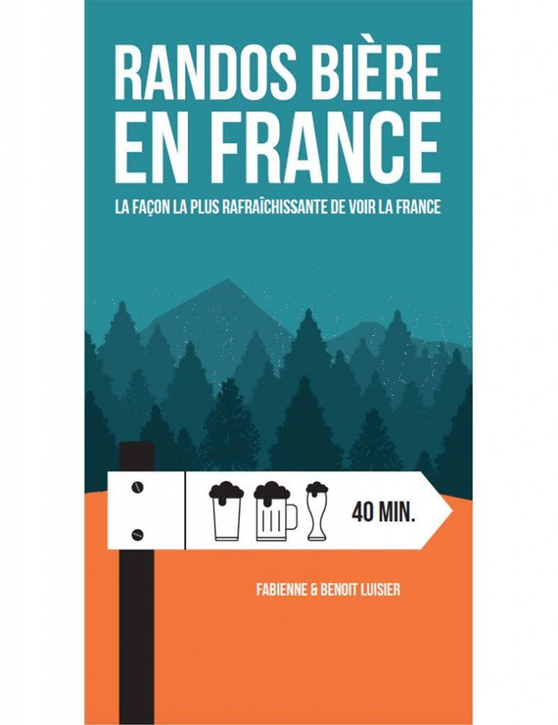 Livre randos bières en France