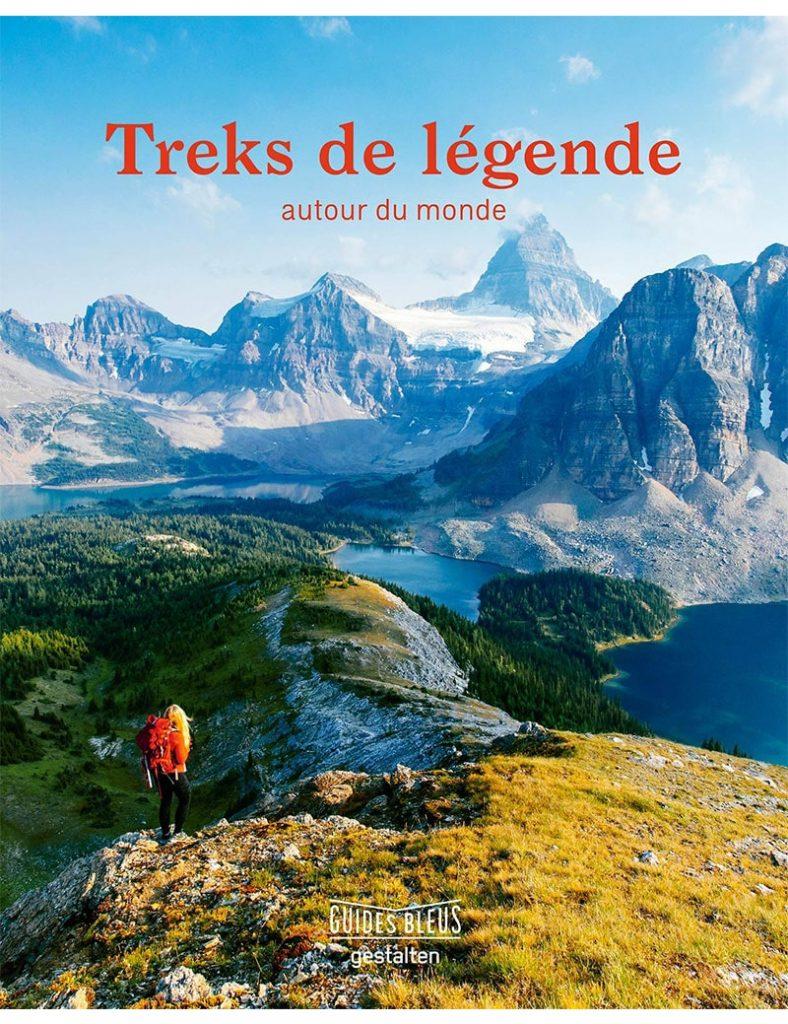 Livre randonnée - Treks de légende
