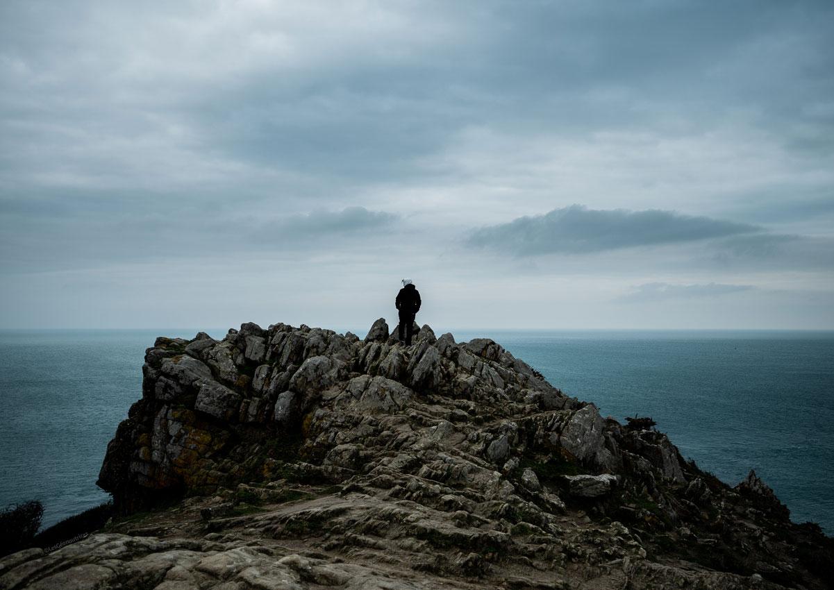Pointe du Grouin - Côte d'Émeraude - Bretagne
