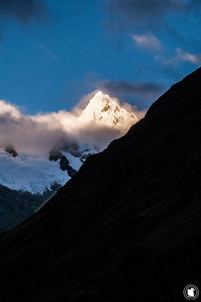 Trek Santa Cruz en autonomie, randonner dans la cordillère Blanche du Pérou