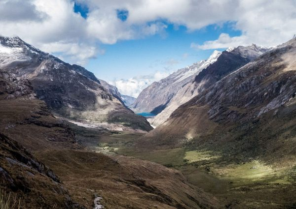 Trek Santa Cruz au Pérou dans la cordillère Blanche